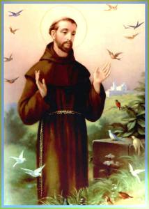 Francis of Assisi, Saint