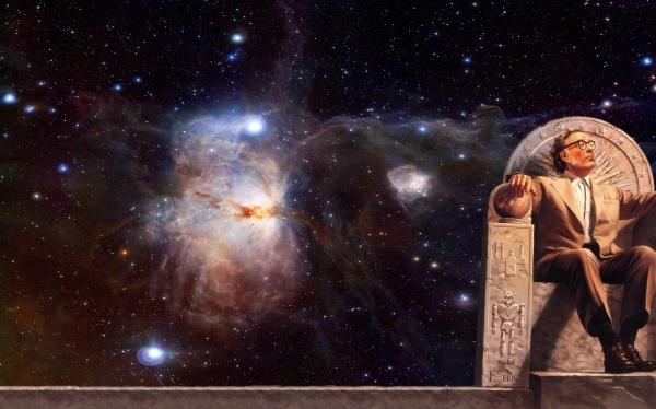 Asimov, Isaac wallpaper