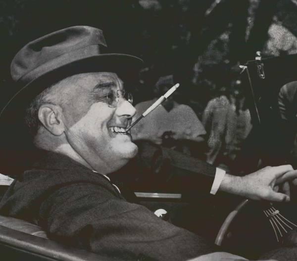 Roosevelt, Franklin D