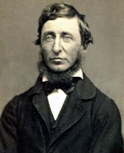 Thoreau, Henry David, PD, see file