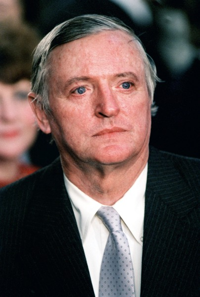 Buckley, William F Jr, 1985_PD