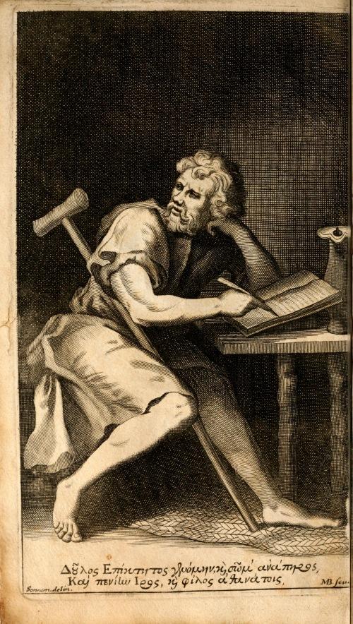 Epictetus, public domain