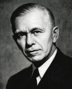Marshall, George C, pd