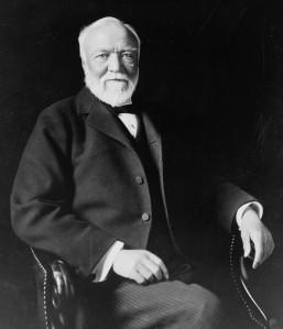 Carnegie, Andrew, PD, 1913